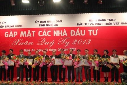 Đầu năm mới Quý Tỵ, Nghệ An đã ký kết 6 dự án trị giá gần 6.000 tỷ đồng