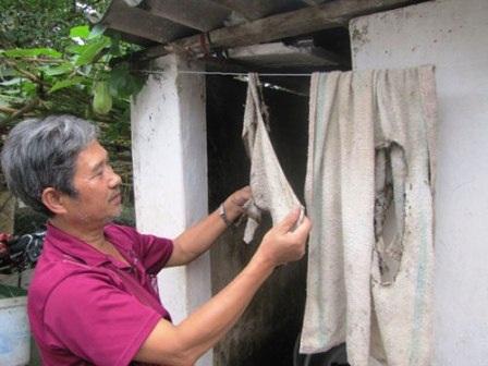 Sở KH&CN Nghệ An kết luận: Không phát hiện hóa chất nào gây cháy tại nhà ông Thanh