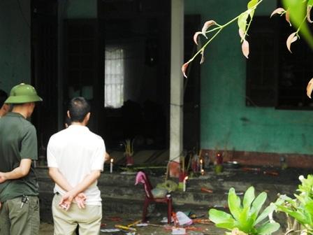 Hiện trường vụ nổ mìn kinh hoàng làm 1 người chết, 2 người bị thương nặng