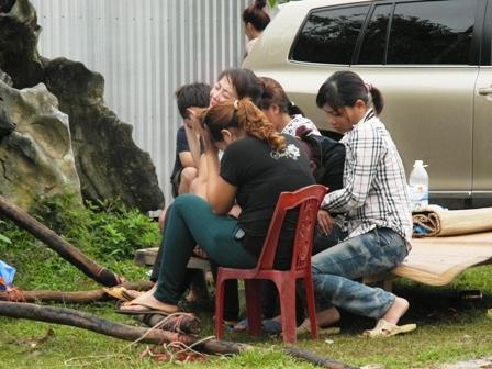 Người thân đối tượng Nguyễn Sĩ Tuấn bàng hoàng trước vụ việc