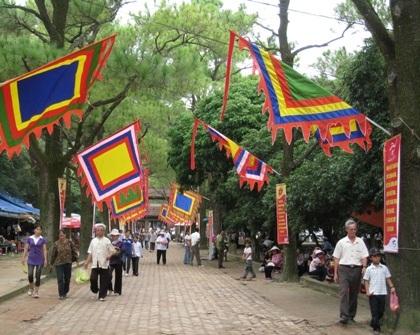 Nườm nượp trảy hội mùa thu Côn Sơn - Kiếp Bạc - 2