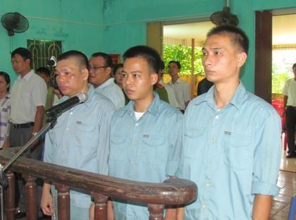 Nhóm học viên tổ chức trốn trại lĩnh án