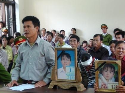 Đại diện gia đình nạn nhân cho rằng có đồng phạm gây án cùng Nguyễn Đức Tiềm.