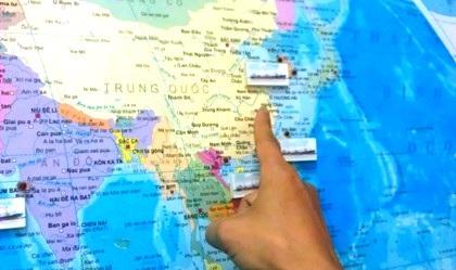 Nhiều tàu của Vinashinlines đang leo đậu tại Trung Quốc.