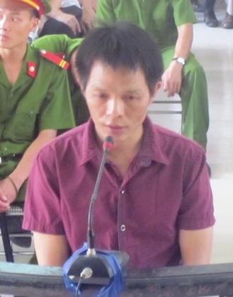 Bị cáo Nguyễn Văn Hiển bị tuyên án tử hình.