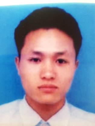 Đối tượng Nguyễn Quang Hiệp.