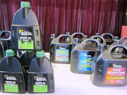 Thương hiệu dầu nhờn Biozol có mặt tại Việt Nam