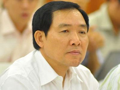Cựu chủ tịch Vinalines Dương Chí Dũng chuẩn bị hầu tòa.