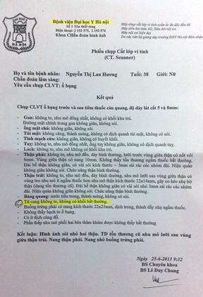 Bệnh viện Đại học Y Hà Nội bị tố thử thai sai, điều trị bừa khiến sản phụ hỏng thai