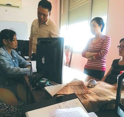 """Phía Cty yêu cầu người nhà chị Chi viết bảng tường trình và """"có gì phải chịu trách nhiệm""""!"""