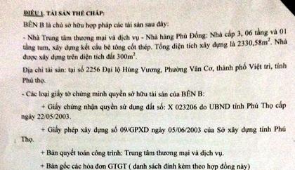 Chính thức tuyên hủy quyết định trái luật trong vụ cưỡng chế bất thường tại TP Việt Trì