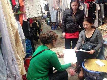 Giải tỏa chợ Trung Tự, hàng trăm tiểu thương đứng trước nguy cơ thất nghiệp