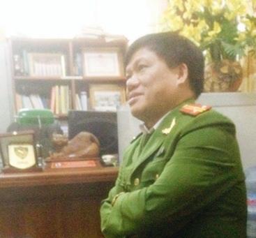 Thượng tá Hoàng Văn Kính - Tr