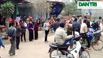 Người dân làng Vân Lôi bật khóc mỗi khi nhắc tới vụ cưỡng chế kinh hoàng ngay sát Tết.
