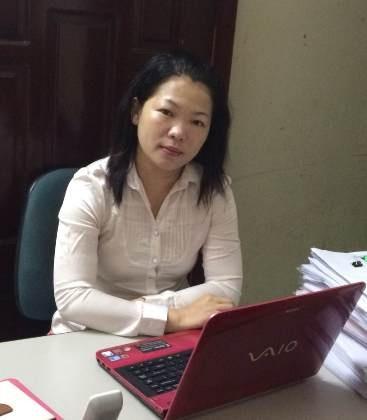 Luật sư Phan Thị Lam Hồng: