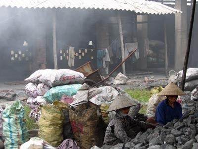 Nhiều làng nghề đang gây ô nhiễm môi trường nghiêm trọng