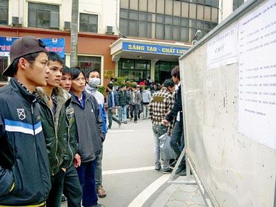 Còn tới 12.000 hồ sơ chờ cơ hội sang Hàn Quốc làm việc