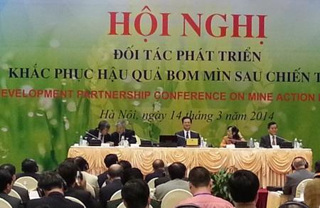 Phát biểu tại Hội nghị, Thủ tướng Nguyễn Tấn Dũng