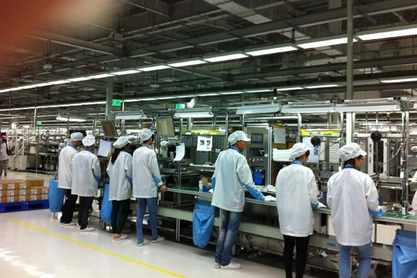 Nokia Việt Nam sắp nhập thêm dây chuyền sản xuất