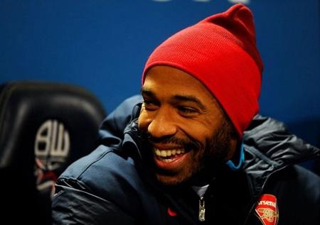 Nhìn lại 40 ngày xúc cảm của Henry ở Arsenal - 9