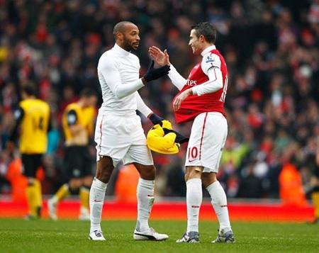 Nhìn lại 40 ngày xúc cảm của Henry ở Arsenal - 11
