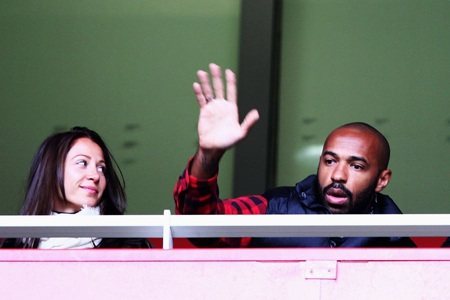 Nhìn lại 40 ngày xúc cảm của Henry ở Arsenal - 3