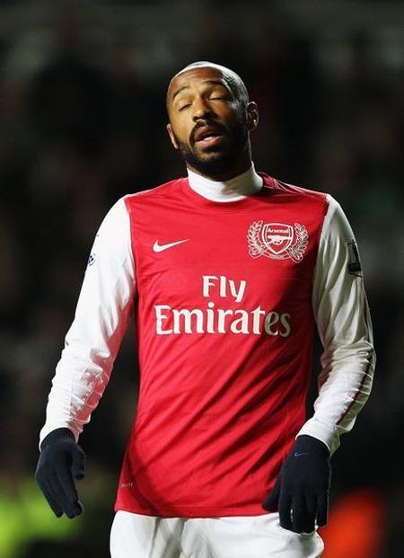 Nhìn lại 40 ngày xúc cảm của Henry ở Arsenal - 7