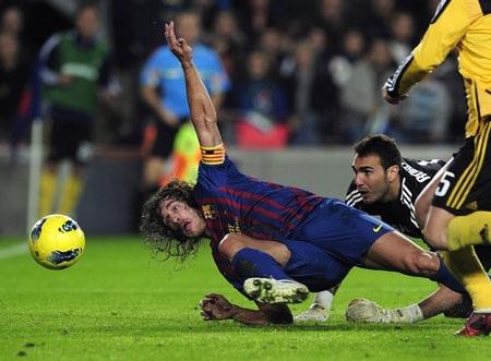 Messi, Ronaldo vắng bóng ở đội hình xuất sắc nhất vòng 13 La Liga - 1