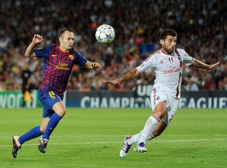 AC Milan - Barcelona: Từ Meazza đến… San Siro - 2