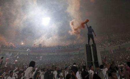 Những hình ảnh thể thao ngoạn mục nhất năm 2011 - 4