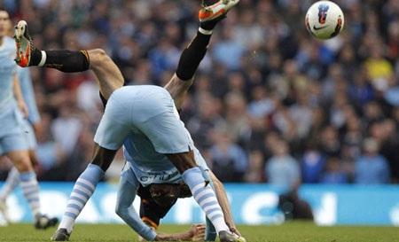 Những hình ảnh thể thao ngoạn mục nhất năm 2011 - 7