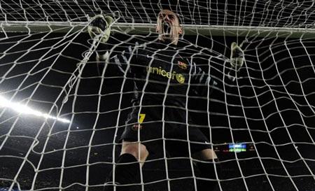 Những hình ảnh thể thao ngoạn mục nhất năm 2011 - 8