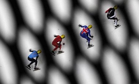Những hình ảnh thể thao ngoạn mục nhất năm 2011 - 17