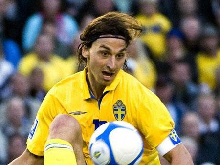 Ibrahimovic: Người khổng lồ Scandinavia…