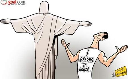 Kaka đã trở về với ĐT Brazil