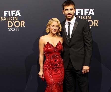 Những cặp đôi đẹp nhất thế giới bóng đá