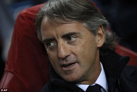 Thày trò Mancini đang trải qua tấn bi kịch của số phận