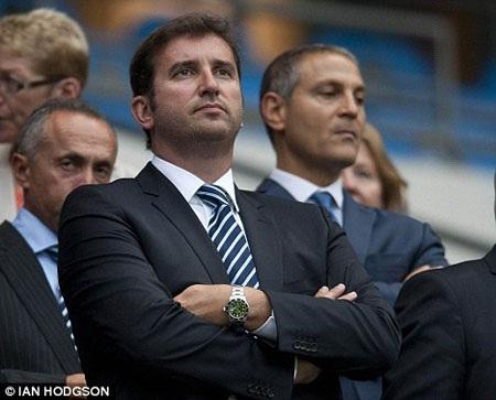 Lôi kéo Txiki Begiristain là một bước để Man City dụ dỗ Pep Guardiola về sân Etihad?