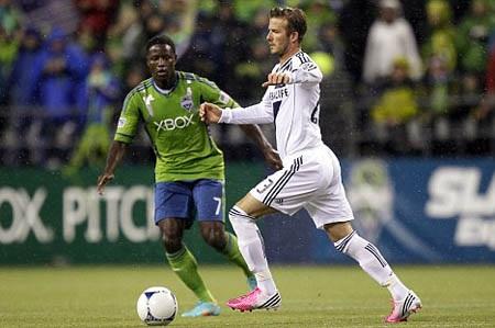 Beckham không muốn trở về Premier League