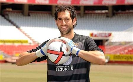Diego Lopez, sự lựa chọn thay thế Iker Casillas của Real Madrid
