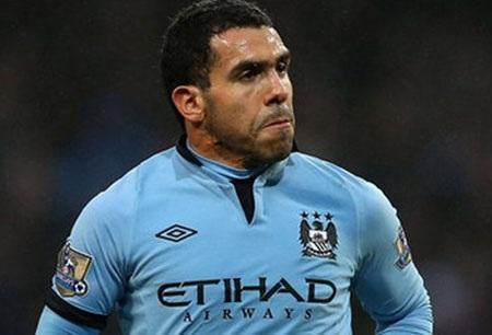 Tevez đang muốn trở lại Argentina thi đấu