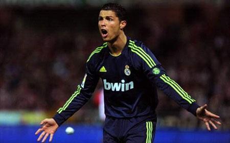 C.Ronaldo đã làm lành với HLV Mourinho