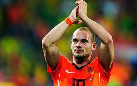 Những công thần như Sneijder sẽ phải nhường chỗ cho những cầu thủ trẻ