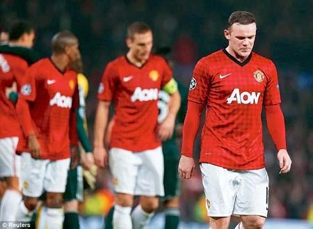 MU sẵn sàng để Rooney ra đi với mức giá bèo bọt 20 triệu bảng