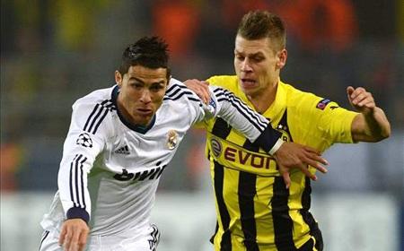 Real Madrid chưa từng đánh bại Dortmund sau 2 lần đụng độ mùa này