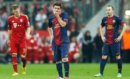 Barcelona vẫn chuyền rất nhiều nhưng không có hiệu quả như trước