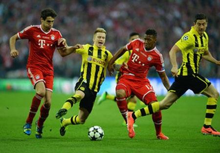 Dortmund đã khiến tất cả bất ngờ với màn nhập cuộc tự tin