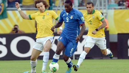 Chấn thương của Balotelli là tổn thất quá lớn với Italia