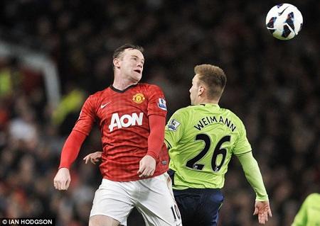 Arsenal sắp tấn công Wayne Rooney