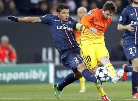 Thiago Silva đang bị quyến rũ bởi những lời mời gọi từ Barca